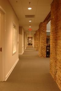 2nd floor Corridor