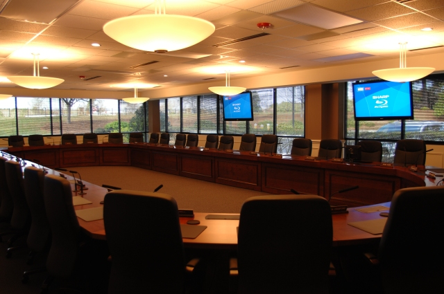 NCSBA Board Room 030