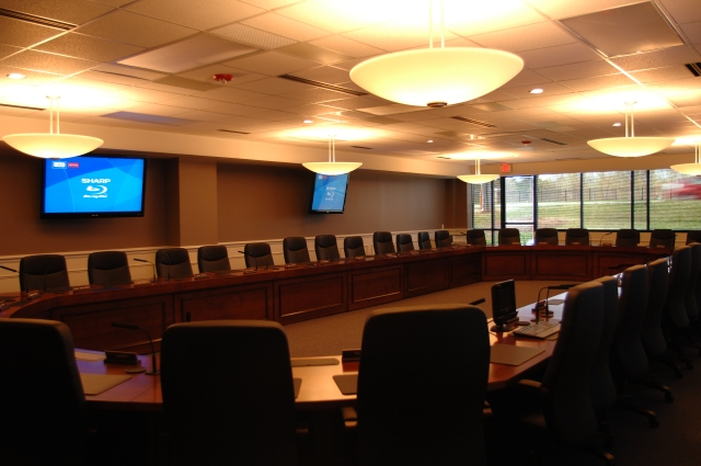 NCSBA Board Room 037
