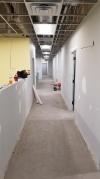 Flooring prep complete