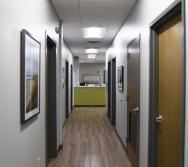 Typical Corridor decor